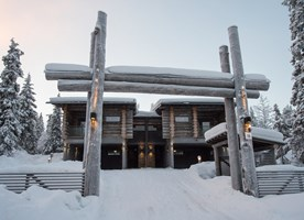 Luxury Ruka Villas