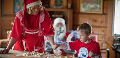 LUXURY FATHER CHRISTMAS HOLIDAY IN RUKA