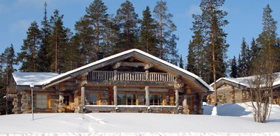 Ruka Exclusive Catered Log Chalets