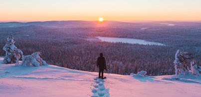 WINTER FAMILY ACTIVITY HOLIDAY IN YLLAS LAPLAND 2018 - 2019