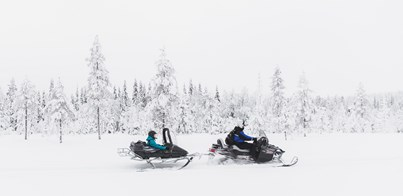 FEBRUARY HALF TERM WINTER ACTIVITY HOLIDAY IN RUKA LAPLAND 2020