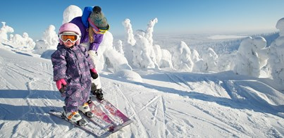 CHRISTMAS SKI HOLIDAY IN FINNISH LAPLAND 2020