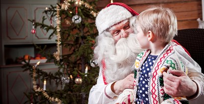 EXCLUSIVE: 2018 DATES FOR LUXURY FATHER CHRISTMAS IN LAPLAND